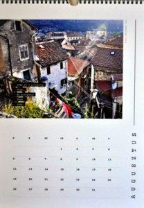 ajándék naptár